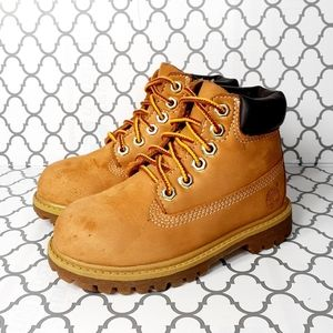 Timberland Suede Leather Boots 8.5